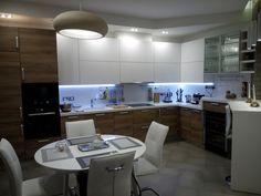 Кухня в реализованном интерьере - Кухня в современном стиле   PINWIN - конкурсы для архитекторов, дизайнеров, декораторов