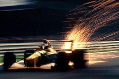 F1 1992 - Italian GP - Benetton - Michael Schumacher