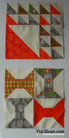 Learning techniques, improving on others, you create a new block each month to combine eventually into a mystery quilt.  Each month you sew along and post a picture, you are entered into an Aurifil thread giveaway worth 120.00  Good luck!  (and wish me some!)