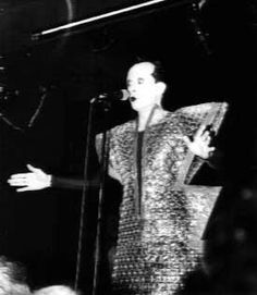 Strange Party at Danceteria in New York City in Site Web, Present Day, Photo Galleries, The Past, Singer, Outer Space, Concert, City, Musik