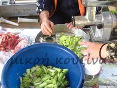 μικρή κουζίνα: Πώς φτιάχνουμε λουκάνικα χωριάτικα Homemade, Blog, Home Made, Blogging, Hand Made