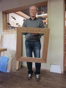 2010年12月19日 みんなの作品【額・鏡・壁飾り】|大阪の木工教室arbre(アルブル)