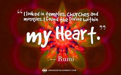Divine within my Heart -