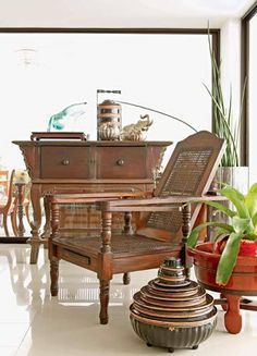 Modern Asian Style: Old and New West Indies Style, British Colonial Decor, Asian Interior, Modern Asian, Asian Home Decor, Interior Decorating, Interior Design, Relax, House Design