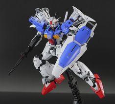 RG ガンダム GP01 フルバーニアン 徹底改修完成品 Gundam Mobile Suit, Gundam Model, Sci Fi, Models, Templates, Science Fiction, Fashion Models