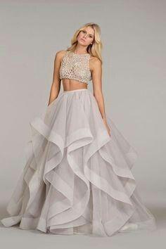 Crop top dress aka lehenga