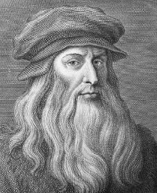 Leonardo da Vinci   Born: April 15, 1452   Vinci, Italy   Died: May 2, 1519   Amboise, France   Italian artist, painter, sculptor, architect, engineer, and scientist