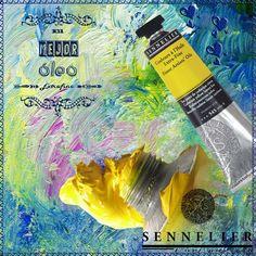 Oleo Sennelier Extrafino ~El Mejor Oleo~ ;)