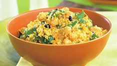 Couscous, carrot and chickpea salad recipe - 9kitchen