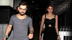 Virat Kohli's SECRET VISIT To Ladylove Anushka In Prague ?