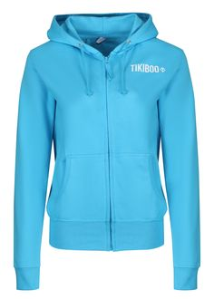 In brilliant blue, this Tikiboo Zoodie adds a gorgeous colour pop to your gym outfit or weekend wear Blue Hawaiian, Weekend Wear, Hooded Jacket, Colour Pop, Gym, Popular, Breeze, Travelling, Cotton