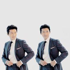 """Rogatis. #hyunbin #현빈 #玄彬 #ヒョンビン #kactor #withhyunbin"""