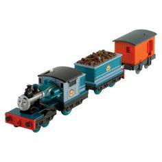 """Thomas & Friends TrackMaster Items - any pieces from this series.  He has one small oval track with a Thomas train already.  Other characters, track sets, etc but must be """"TrackMaster"""""""