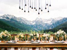 Svatba na horách, jaká může být...