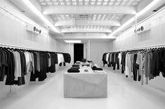 1acda335c2 Set shop in Basel  hipshops  clothingstore  blackandwhite