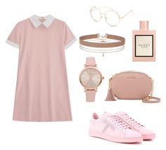 """CoolGirl"" by explorer-15034276074 on Polyvore featuring Tod's, Full Tilt, Gucci, MICHAEL Michael Kors, Vivani and Miss Selfridge"