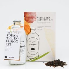 INFUSION VODKA TEE KIT - Earl Grey Tee