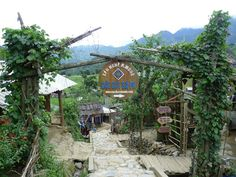Cat Cat – the unique village of H'Mong people in Sapa
