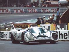 Marko/Lennep Le Mans, Zeltweg 1971
