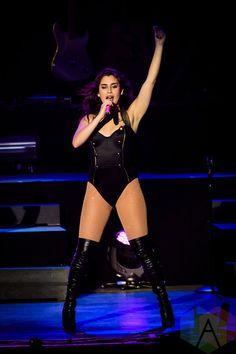 Lauren - Fifth Harmony performing in Toronto TourToronto Famous Girls, Fifth Harmony, Girl Bands, Stage Outfits, Celebs, Celebrities, Sexy Asian Girls, Celebrity Crush, Sexy Bikini