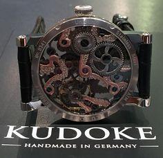 #kudoke #kudoktopus #watch #watches #uhren #handmade #handgravur #handgraved #hautehorlogy #skeleton #madeingermany #hamburg #bergedorf #jeankoch