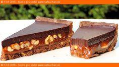 Karamelovo čokoládový happyend
