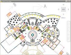 """Résultat de recherche d'images pour """"plan hotel dwg"""""""