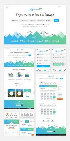 Projet LowCost Hero - Portfolio Li-Nó Design   Web & Graphic Studio