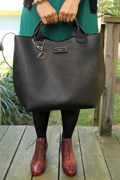what the frock - DKNY tote #gotitatmarshalls
