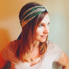 Secret Garden Headband – raeandmo.com | #headband #turbanheadband