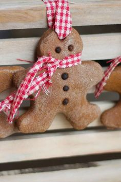 Gingerbread Men  - GoodHousekeeping.com
