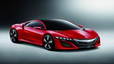 Acura NSX Concept 2012 Pictures and Wallpapers Gallery