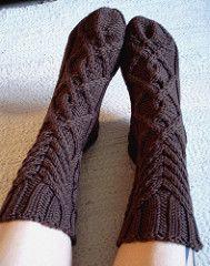 Ravelry: Chevalier Socks pattern by Mari Muinonen / tikru Knitting Patterns Free, Free Knitting, Knitting Socks, Free Pattern, Boot Socks, Knit Or Crochet, Yarn Colors, Ravelry, English