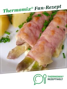 Spargel mit leichter Soße Hollandaise überbacken von Sanne39. Ein Thermomix ® Rezept aus der Kategorie Hauptgerichte mit Gemüse auf www.rezeptwelt.de, der Thermomix ® Community.