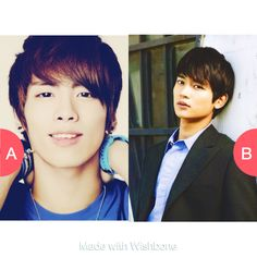 Jonghyun or Minho? Click here to vote @ http://getwishboneapp.com/share/280169