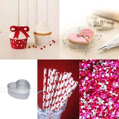 Valentines! #baking #sprinkles #sprinkles #paperstraws #cookiecutters #onlineshopping #shopnow @http://ift.tt/1QSrUVO