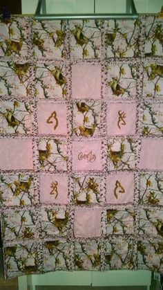 Aunt Gadena could make this one for me because she loves me ... : camouflage quilts for sale - Adamdwight.com