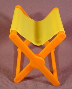 Barbie Folding Camp Chair