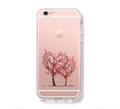Love Tree iPhone 6s 6 Clear Case iPhone 6 plus Cover iPhone 5s 5 5c Tr – Acyc