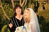 Ritchie Blackmore [wife: Candice lol]