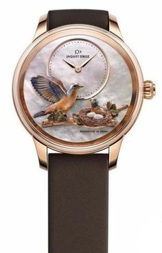 #chronowatchco Jaquet Droz Petite Heure Minute Relief watch