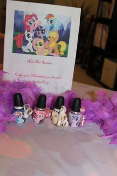 My Little Pony Birthday Party Ideas | Photo 1 of 40 | Catch My Party
