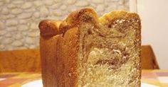 Finom, foszlós kalács. Ahhoz képest, hogy kenyérsütőben sült, igazán finom. Ez a recept az nlcafe Kenyérsütőben sütit fórum 10. hozzászó...