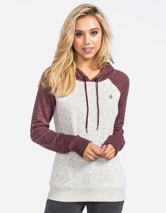 VOLCOM Lived In Womens Hoodie 237762333 | Sweatshirts & Hoodies