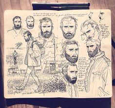 Jared Muralt.- Drawing Inspiration
