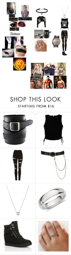 """""""Brianna~ NJPW Wrestle Kingdom 9 Outfit  (4th Jan 2015)"""" by wwetnagirl ❤ liked on Polyvore featuring Marciano, Topshop, Wet Seal, Links of London, SPECIAL DAY, Betsey Johnson and WWE"""