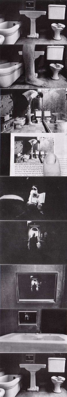 Things Are Queer (1973) by Duane Michals