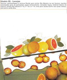 Web Artesã: Revista de Patchcolagem Bia Moreira