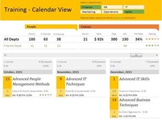 Employee Vacation Dashboard  Tracker Using Excel  Life