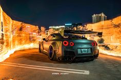 Seting the roof on fire! | StanceNation™ // Form > Function